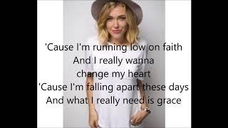 Rachel Platten Grace Lyrics.mp3