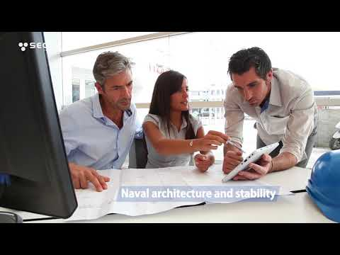 Cutting-edge engineering for the Naval Sector