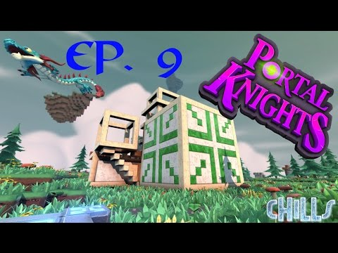 Portal Knights S3 Ep. 9  New Storage room and Garage!!!  PC Gameplay Early Access  sc 1 st  YouTube & Portal Knights S3 Ep. 9
