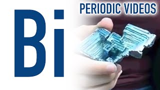 Bismuth - Periodic Table of Videos