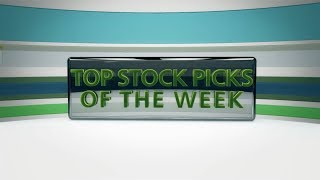 Top Stock Picks for the Week of Oct 15, 2018