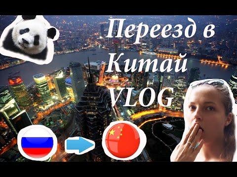 переезд  в Китай | первая неделя в Шанхае/ life in China