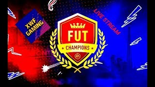 FUT CHAMPIONS WEEKEND LEAGUE #22 p5 (FIFA 18) (LIVE STREAM)
