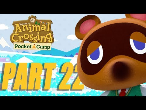 PRO TIPS & SHIZZ! Animal Crossing Pocket Camp Gameplay Part 22