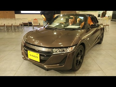 In Depth Tour Honda S660 JDM - Indonesia