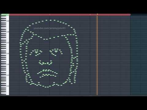 Sound of Donald Trump [Music Art]