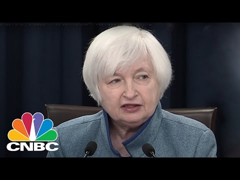 Janet Yellen: Gradual Hikes Sufficent To Get Neutral Stance In Next Few Years | Power Lunch | CNBC
