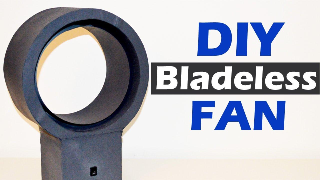 Diy Homemade Silent Fan