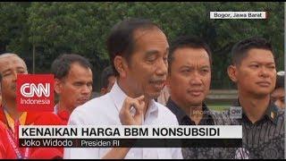Video Respon Jokowi soal Naiknya Harga BBM Nonsubsidi download MP3, 3GP, MP4, WEBM, AVI, FLV Oktober 2018