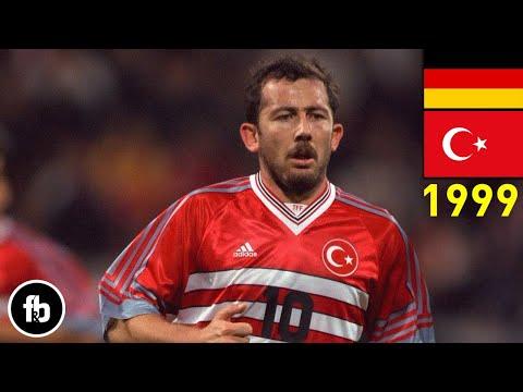 Sergen Yalçın   Efsane Almanya Maçı 1999