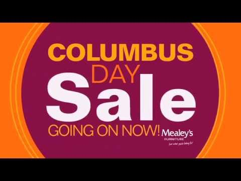 Russell Decides Mealeys Furniture Columbus Day