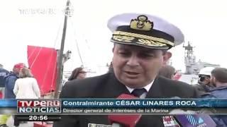 Expedición Científica Kon-Tiki II - Reportaje canal 7