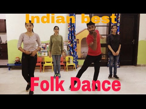 Chaudhary - Amit Trivedi feat mame Khan, Coke studio @MTV season 2 choreograph by Amit shani