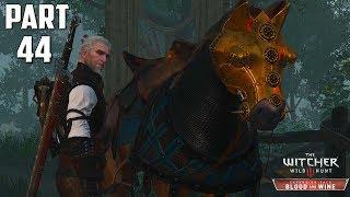 The Witcher 3: Blood and Wine DLC Walkthrough |  Part 44 Equine Phantom