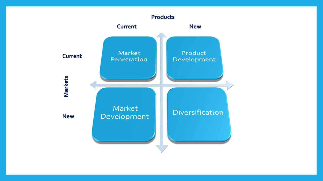 Four product/ market expansion grid stretegies Essay Sample