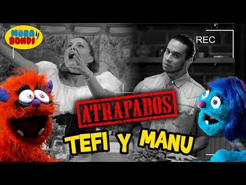 Tefi Russo Y Manu Victoria Atrapados En El Backstage | Mora Y Bondi