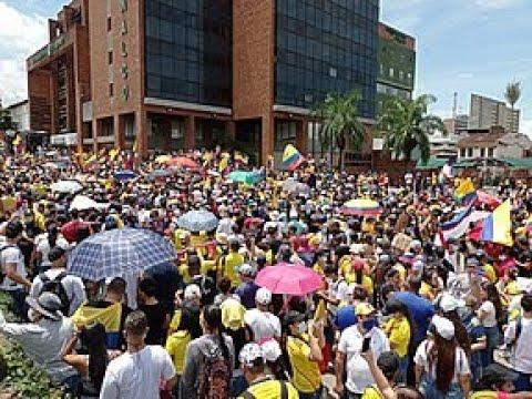 Crisis económica y social de Colombia: por Corina Cortes
