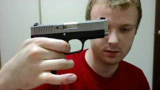kahr cw9 tabletop review