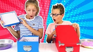 MYSTERY BOX SLIME SWITCH-UP CHALLENGE!!! thumbnail