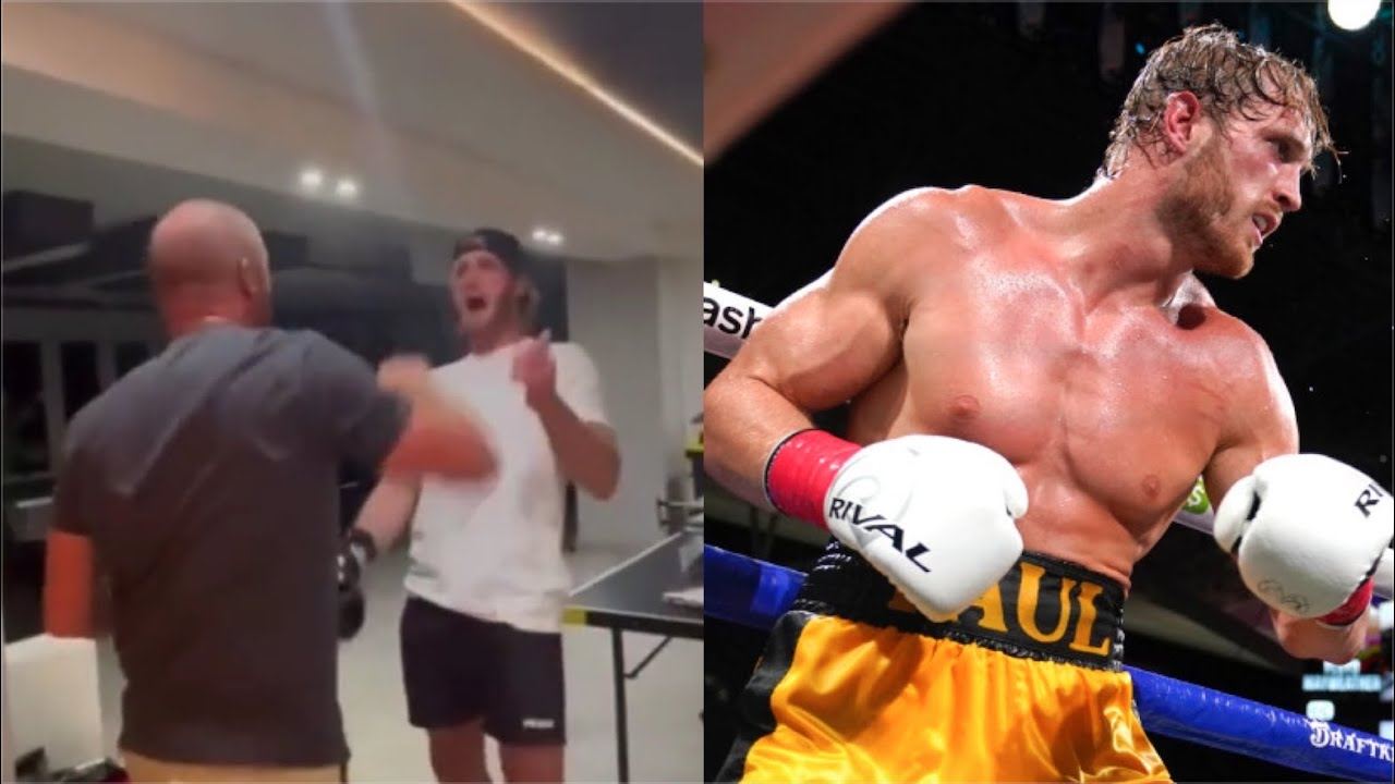 Logan Paul And His Dad Fight Each Other