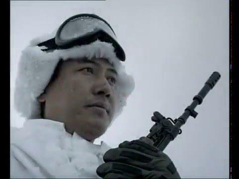 Jana Gana Mana at Siachen Glacier in Ladakh - Indian Armed Forces