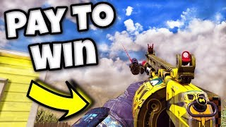 THIS GUN IS PAY TO WIN IN CALL OF DUTY MOBILE!!