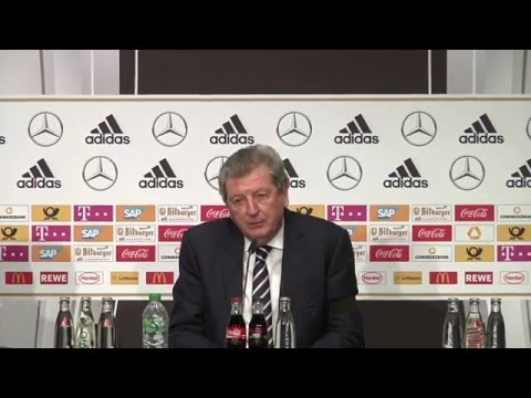 Roy Hodgson urges England not to get carried away after Germany win