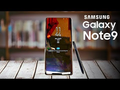Galaxy Note 9 - SIX KEY FEATURES!