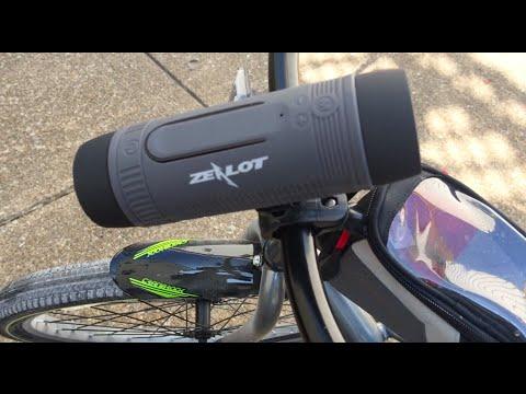 Zealot S1 4000mAh Power Bank Waterproof Speaker
