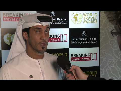 Saeed Al Zari, account manager, DP World