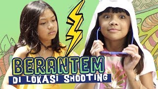 Neona - Kepompong | Berantem Waktu Shooting Video Klip!!