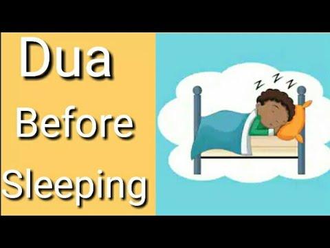 Download Dua before Sleeping