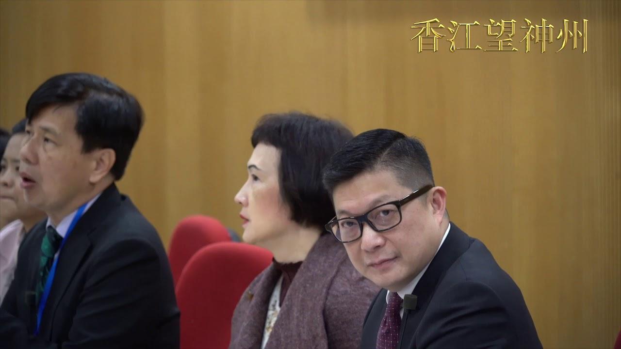 鄧炳強出席荃灣區議會與民主派議員交鋒(高清實錄二) - YouTube