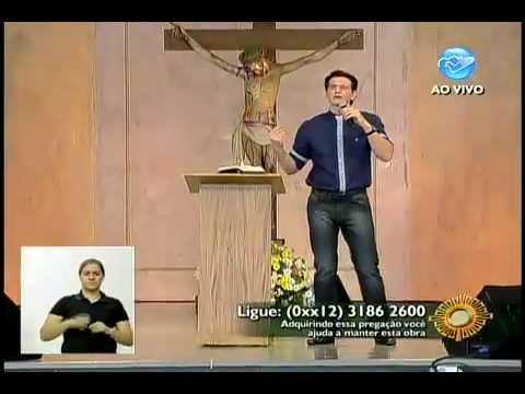 Pe. Reginaldo Manzotti - Deus nos vê nas tribulações - 05/07/12