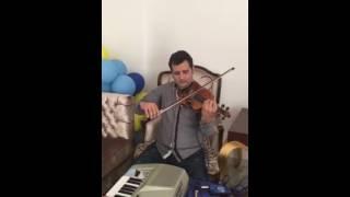 جرح الماضي عزف على الكمان العازف محمد البرفت
