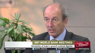 Martin Rama on India's economic growth