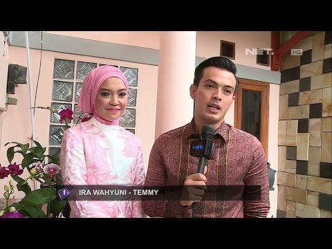 Temmy Rahadi Melangsungkan Prosesi Lamaran di Bandung