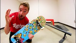 My New PERSONAL SKATEPARK / Just for me!