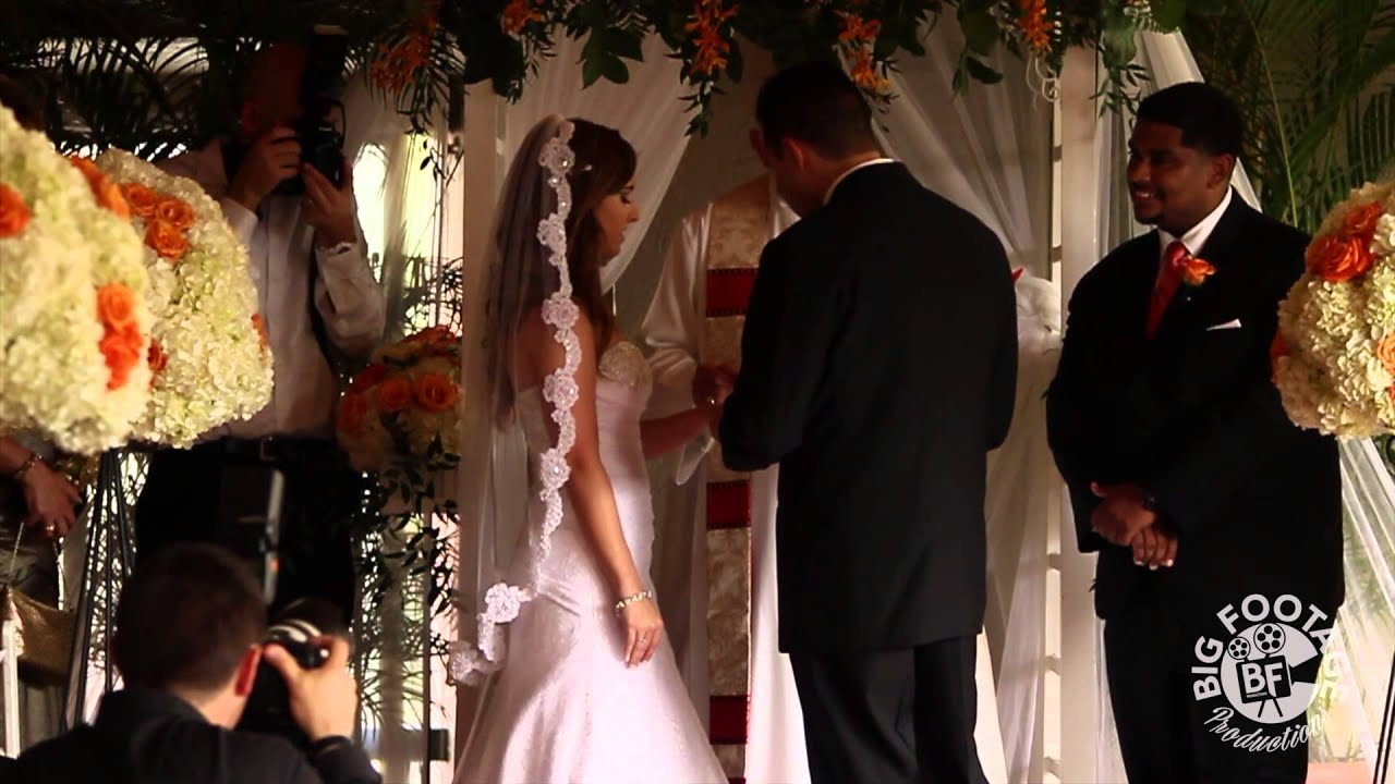 Isaac Elenis Wedding Hd Shula S Hotel