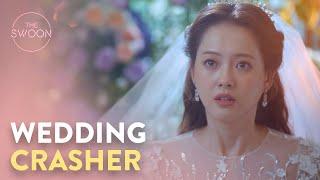 Lee Jae-wook ruins Go A-ra's wedding dress | Do Do Sol Sol La La Sol Ep 1 [ENG SUB]