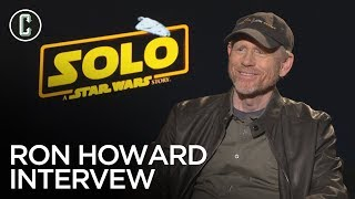 Solo: Ron Howard on Wanting the Film's Action to Be a Test for Han