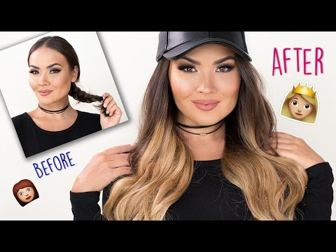 Change Your Hair Color WITHOUT DYE Hair Hack | Maryam Maquillage ...