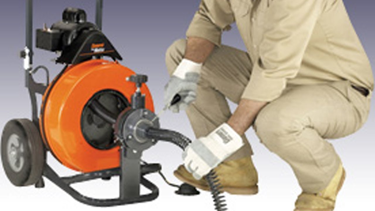 Metro Power Drain Cleaner How To Video