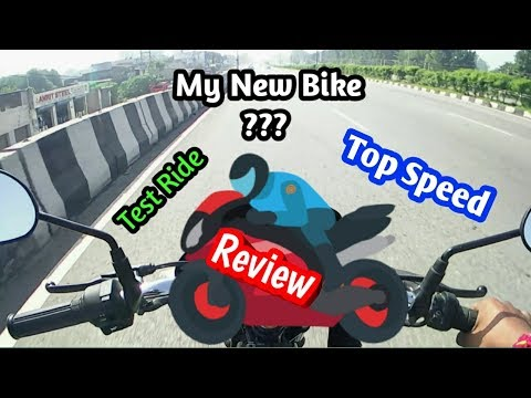 My new bike|hero HF deluxe 2018 Model|Test Ride Top speed Review|BS4|i3S|brarzone