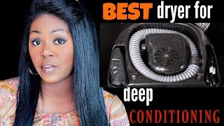 Andis Bonnet dryer for DEEP CONDITIONING  (for healthy hair)