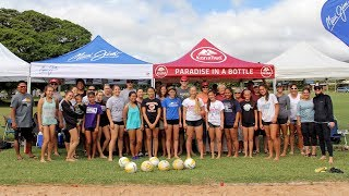 Tri Bourne's Annual Beach Volleyball Clinic