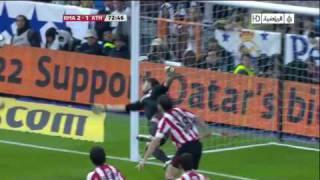 Real Madrid vs Athletic Bilbao 08/05/10 5 - 1 (HD)