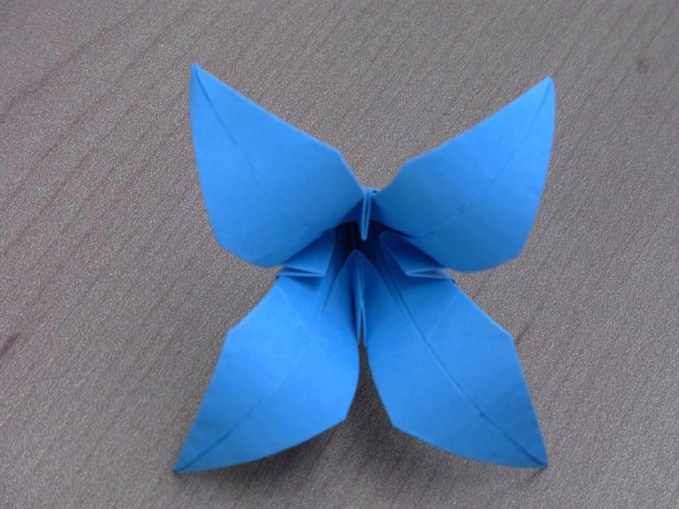 Tutoriel origami flower lily youtube - Youtube origami fleur ...