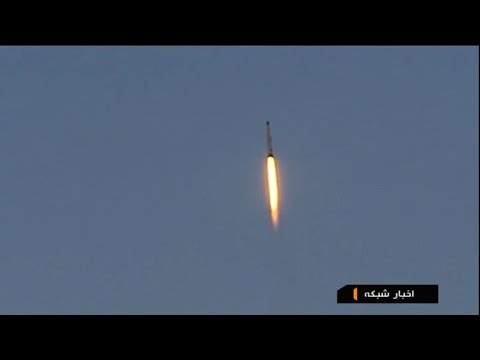 Iran in 'successful' test of satellite-launch rocket