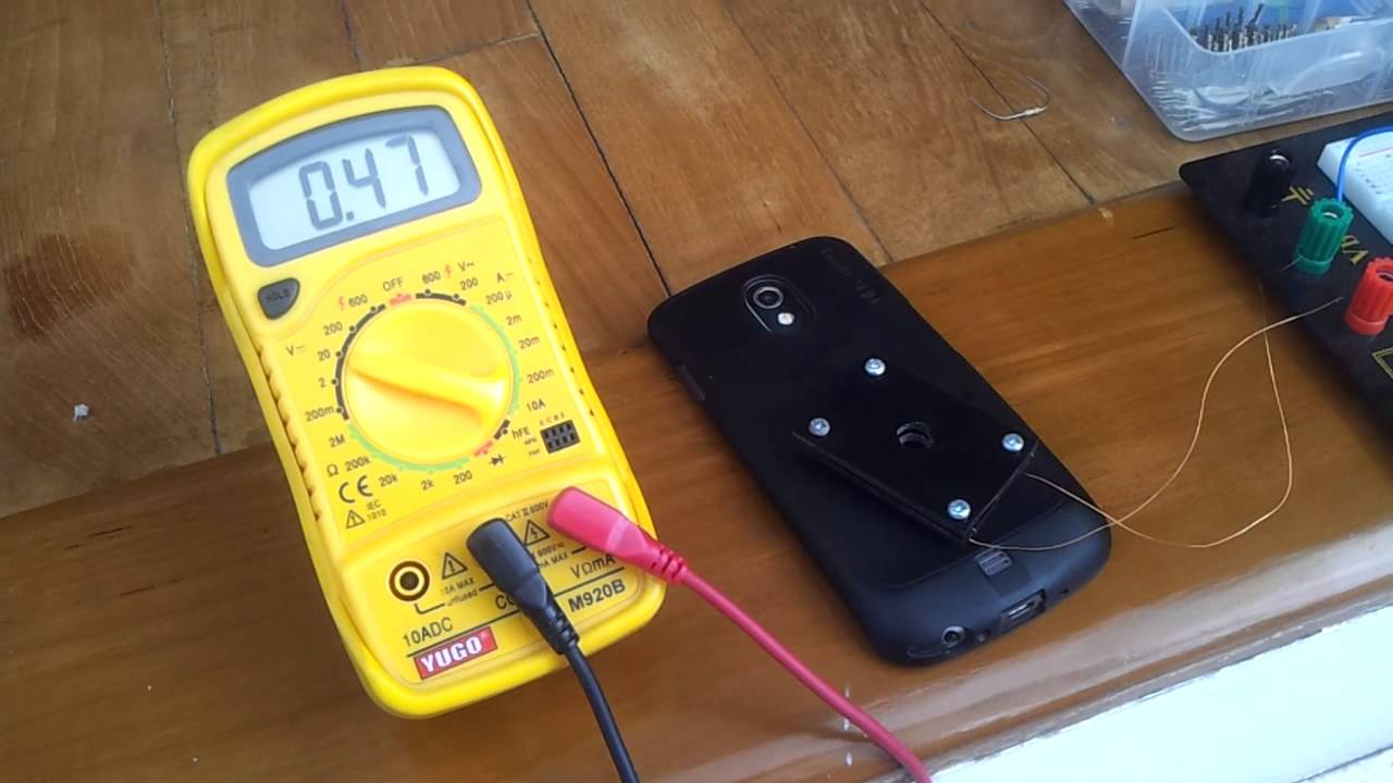 Diy Rfid Nfc Signal Meter Youtube In Make Volume 29 I Showed How To Build A Geiger Counter Circuit